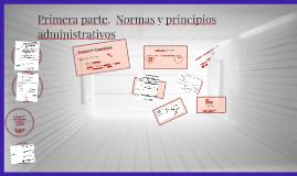 Estructura del procedimiento tributario nacional 2017
