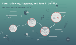 Foreshadowing, Suspense, and Tone in Conflict