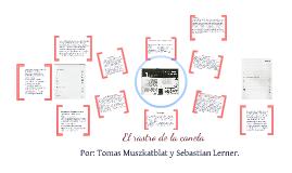 Copy of El rastro de la canela