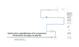 Optimisation algorithmique d'un programme d'indexation