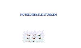 HOTELDIENSTLEISTUNGEN