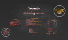 Makaronizmy