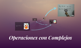 Operaciones con Complejos