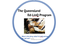 Copy of Ed-LinQ for Nurse Conference