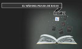 EL NIÑO DEL PIJAMA DE RAYAS