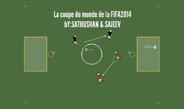 La coupe du monde de la FIFA2014