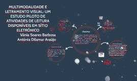 Copy of MULTIMODALIDADE E LETRAMENTO VISUAL: UM ESTUDO PILOTO DE ATI