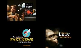 As maiores fake news evolucionistas