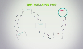 """""""UNA HUELLA POR PASO"""""""