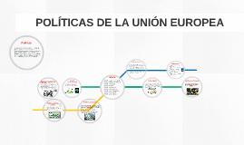 Políticas en la UE