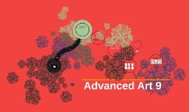 Advanced Art 9 2015/16