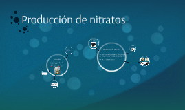 Producción de nitratos