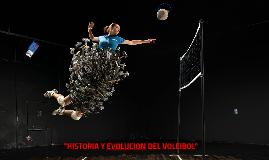 Historia y evolución del voleibol