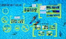 Submarinismo y turismo