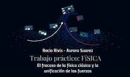 Trabajo practico: FISICA