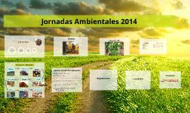 Jornadas Ambientales 2014 Yerba Mate