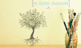 Mi árbol familiar