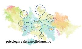 psicologia y dessarrollo humano