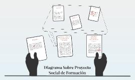 Diagrama Sobre Proyecto Social de Formación
