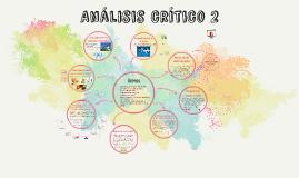 Análisis crítico 2 - Gerencia de Marketing