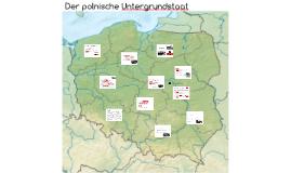 Der polnische Untergrundstaat