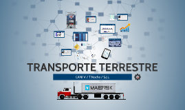 Copy of TRANSPORTE TERRESTRE