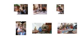 Escasean las artesanías en el tianguis de Tonalá