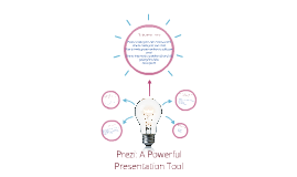 Copy of Copy of Prezi: A Powerful Presentation Tool