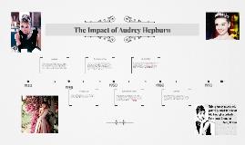 Copy of The Impact of Audrey Hepburn