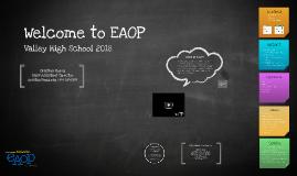 EAOP Orientation