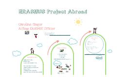 ERASMUS Presentation - Chemistry
