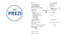 Guide Prezi en français (navigation libre))