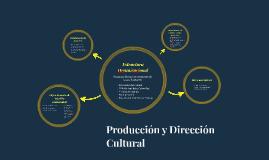 Prod y Dir cultural V.H.