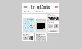 Haiti and Zombies