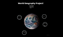 World Geography Project #1
