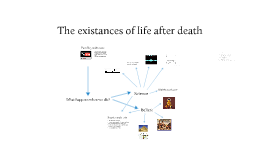 The existance of life after death