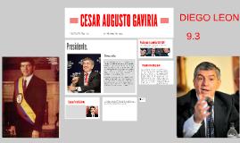CESAR AUGUSTO GAVIRIA