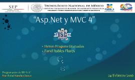 ASP.NET y MVC 4