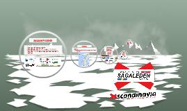 Sagaleden - Crossing Scandinavia