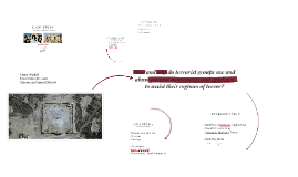 How and why do terrorist groups use and abuse ancient monume
