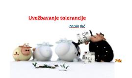 Uvežbavavnje tolerancije