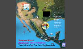Historia de México I Culturas Prehispánicas