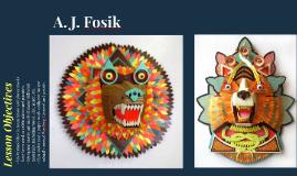 Grade 5 - A.J. Fosik/Masks