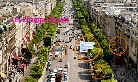 Copy of Les Champs-Elysées