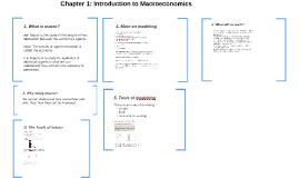MTSU econ 3510 - Chapter 1