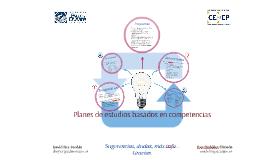 Planes de estudios basados en competencias