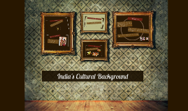 India's Cultural Background