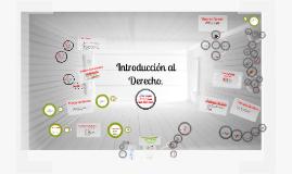 Copy of INTRODUCCION AL DERECHO