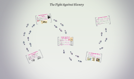 The Fighr Against Slavery