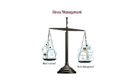Stress Management College Forum